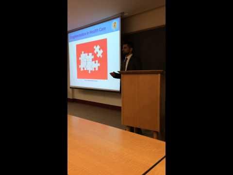 MedNav @ the Yale School of Public Health - Part 1