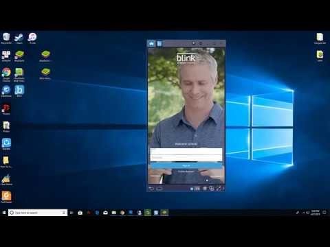 How To Download And Install Blink Home Monitor App On PC (Windows 10/8/7)