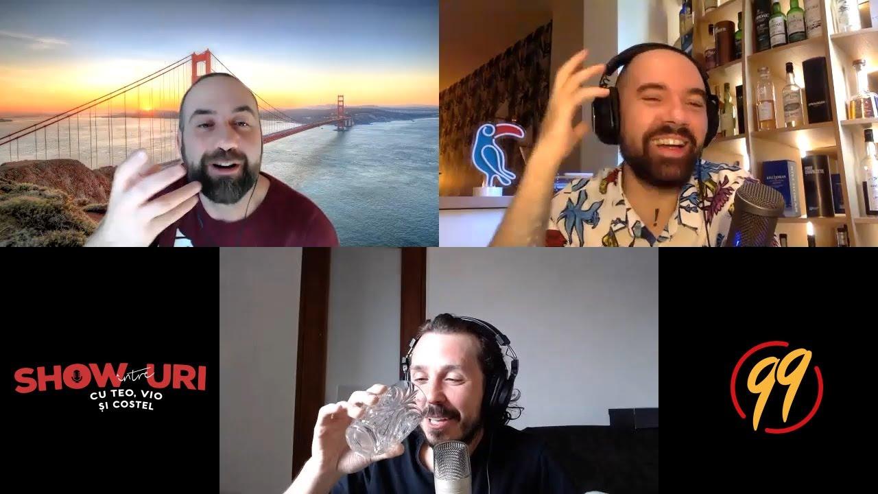 Podcast #312 | Planuri de viitor | Între showuri cu Teo, Vio și Costel