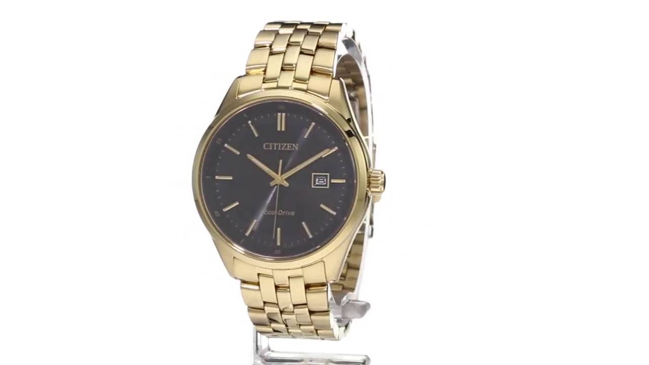 Citizen Watches - BM7252-51E Contemporary Dress SKU 8756231 - YouTube 6eca79bd02ec