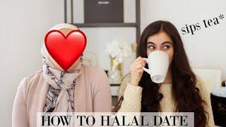 Halal Dating 101 Ft. My Ex-Islamic School Teacher