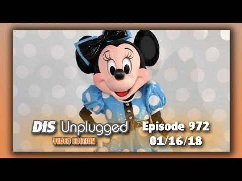Walt Disney World Discussion | 01/16/18