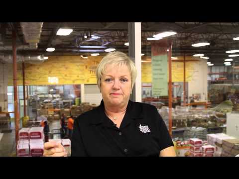 Jan Pruitt with the North Texas Food Bank on Hunger