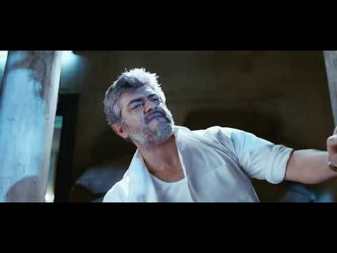 THALA AJITH in VEERAM !  GAANA song...