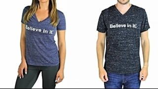 Cyber Monday Deals + New Styles at Believe in it® Apparel