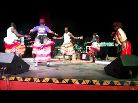 Gganda cultural troupe Nairobi
