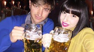 Facciamo Follie a Berlino!! Vlog 1 Aprile 2015 #INGIROCONNOI