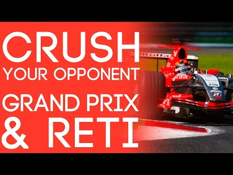 Crush your opponents positionally with the Grand Prix and Re