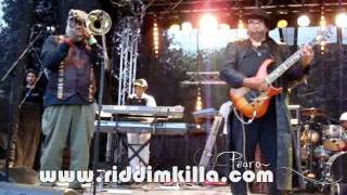 Sly & Robbie and The Taxi Gang - Live in Paris - August 2011 -  Part 1