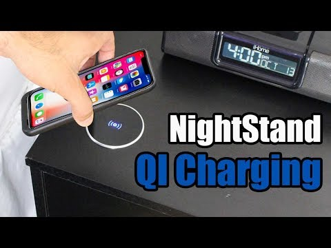 Add Wireless QI Charging To Everything (A DIY Tutorial)