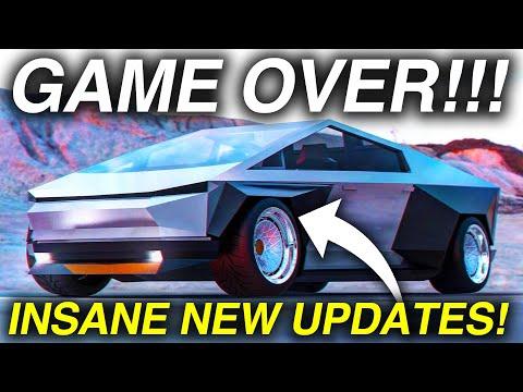 GAME OVER! Tesla Cybertruck's CRAZY New Updates!