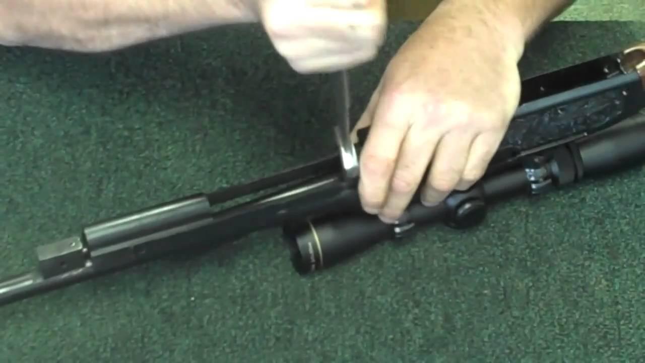 Gunsmithing: Remington 7400 Carbine in Various Calibers (Gunworks)