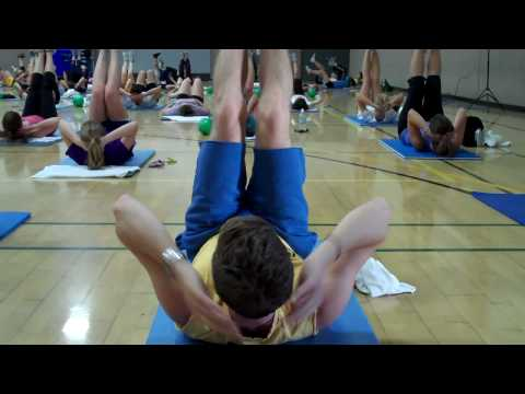 Abs & Back  | RSF | Cal Rec Sports