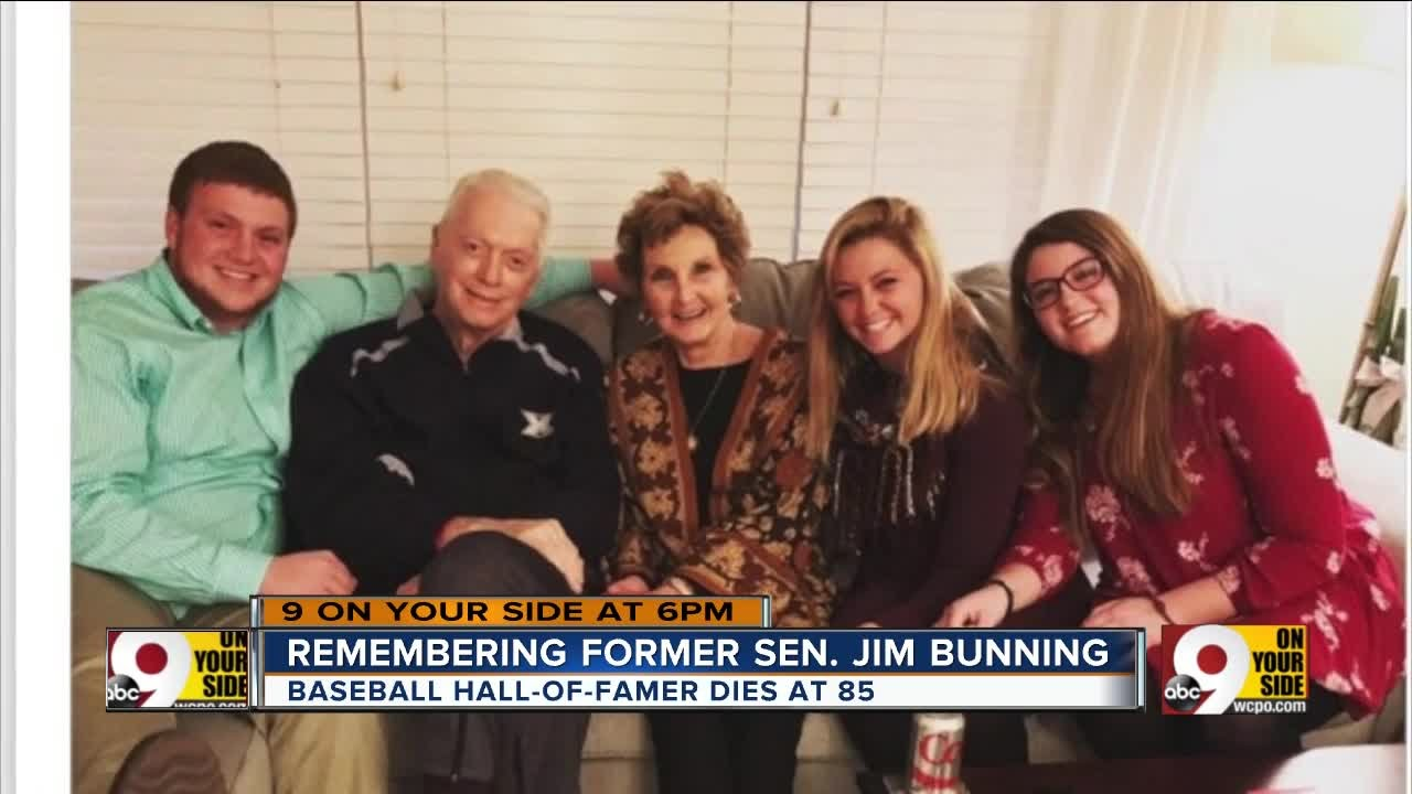 Jim Bunning, former pitcher and senator, dies at 85