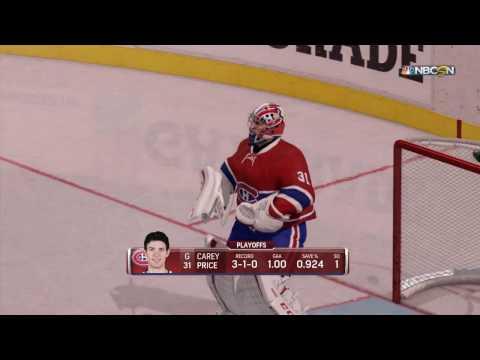 Ça sent la coupe! : Série Rangers vs Canadiens #5
