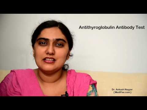 Antithyroglobulin Antibody Test - Procedure, Normal Range and Result Interpretation