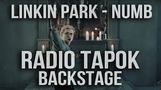 RADIO TAPOK NUMB BackStage