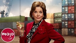 Top 10 Most Hilarious Lucille Bluth Moments