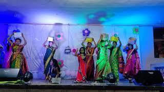 CHURCH OF CHRIST SUNDAY SCHOOL CHILDRENS DANCE FOR VITTHANLU SONG