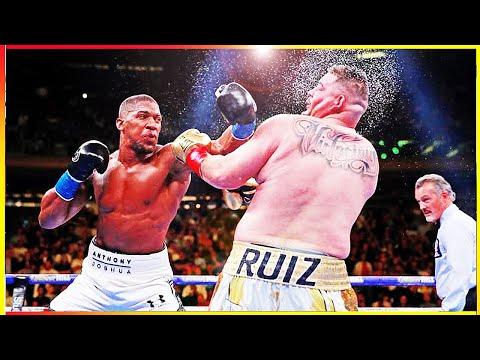 Anthony Joshua Vs Andy Ruiz 2 PRE-FIGHT TALE