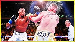 Anthony Joshua vs Andy Ruiz 2 PRE-FIGHT TALE