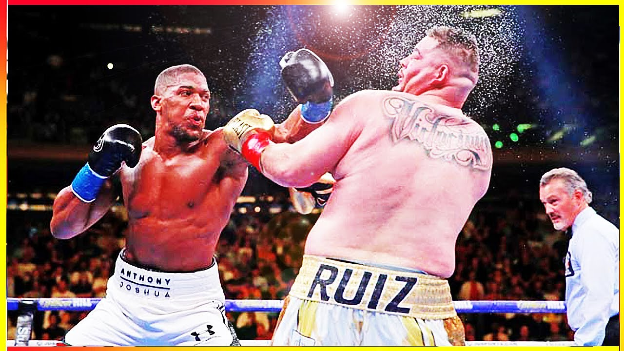 Andy Ruiz vs. Anthony Joshua 2 fight results: Live boxing updates ...