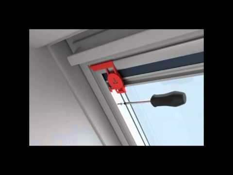 Velux blinds installation velux window blinds roofing for Motorized blinds not working