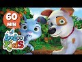 Download Bunny Hop - Awesome Songs for Children | LooLoo Kids MP3 song and Music Video