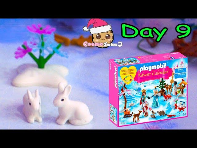 Playmobil Holiday Christmas Advent Calendar Day 9 Cookie