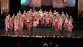 Paruparong Bukid - Ateneo de Manila College Glee Club, Cork Choral Festival 2012