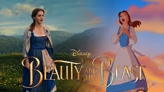 Beauty and the Beast (Golden GlobesTrailer) - Animated Version