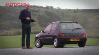 Peugeot 205 Gti, The Original Hot Hatch - Hero Car By Www.Autocar.Co.Uk