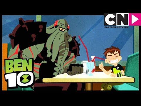 Interninvasão Parte 3: Companheiros Estranhos   Ben 10 em Português Brasil   Cartoon Network thumbnail
