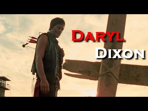 Daryl Dixon | Believe - Hollywood Undead | The Walking Dead (Music Video)