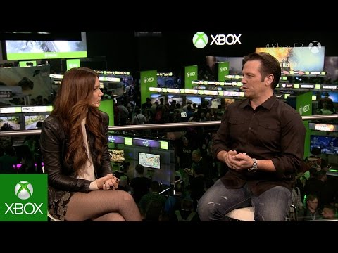 Xbox Daily Live @ E3 Phil Spencer Interviewhttps://www.youtube.com/watch?v=bvnNF50bUCU