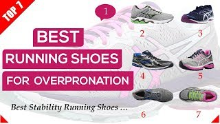 Best Running Shoes For Overpronation    Best Stability Running Shoes For Men And Women