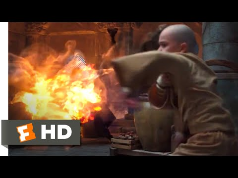 The Last Airbender (2010) - Aang Vs. Zuko Scene (6/10) | Movieclips