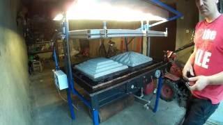 видео Область применения, изготовление моделей и формовка изделий