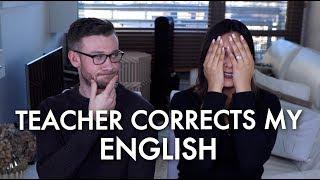 ¿PUEDES PRONUNCIAR ESTAS PALABRAS? Profesor británico corrige mi inglés