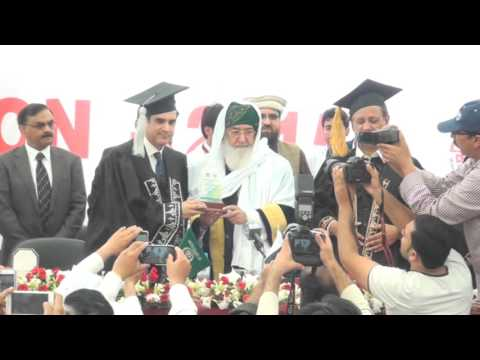 First Convocation of Mohiuddin Islamic Medical College Mirpur Azad Kashmir