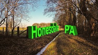 Looking for property in Honesdale, Pennsylvania update.