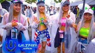 Ultra Music Festival JAPAN ❤️ 今日のファッションのテーマは?(いい感じ〜‼︎)