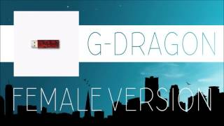 Video G-DRAGON - Untitled, 2014 [FEMALE VERSION] download MP3, 3GP, MP4, WEBM, AVI, FLV Januari 2018