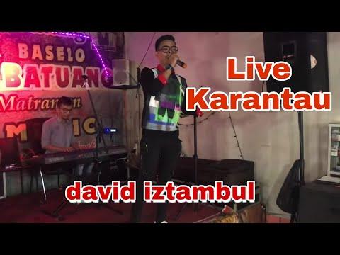 David Iztambul - Pukau Pengunjung
