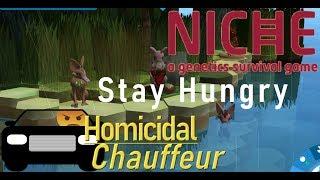 Niche - Stay Hungry Challenge
