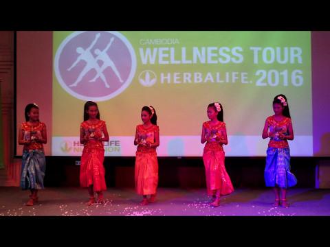 Herbalife Event 2016 Cambodia