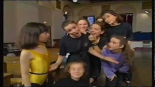 BERNADETTE 1990 London Theatre Promo with Meredith Braun & Martine McCutcheon