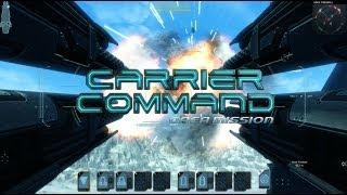 Carrier Command: Gaea Mission - Fundamentals of Warfare Trailer (PEGI)