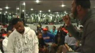 TECH 9 VS Budda Bless (underground king of philly 2) HIP HOP | RAP BATTLE