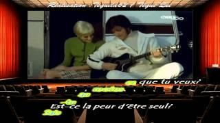 Robbie Williams - Suprême Version Française (Karaoké) Tequi-Qui